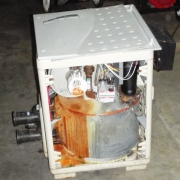 PROBLEM & SOLUTION<br/>Rusty Heater