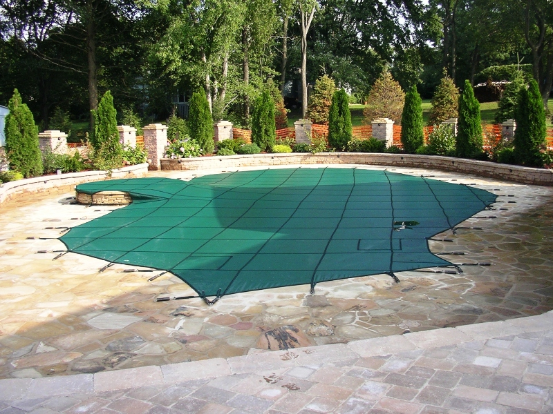Pool Safety Covers Sales And Installation In Bucks County And Montgomery County Apco Pools