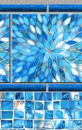 Aster Tile<br/>Ocean Breeze Bottom
