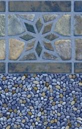Cape Elizabeth Tile<br>Oceanside Bottom