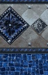 Cocoa Beach Tile<br>Miramar Bottom