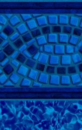 Diamond Cliff Tile<br/>Blue Pointe Bottom