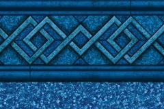 Galaxy Tile Blue Laguna