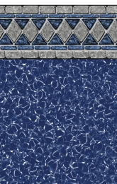 Hampton Bays Tile<br>Blue Lagoon Bottom