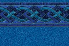 Performance - Indigo Marble / Blue Granite 27 / 20 MIL - Free Upgrade