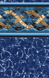 Key Largo Tile /Blue Lagoon Bottom