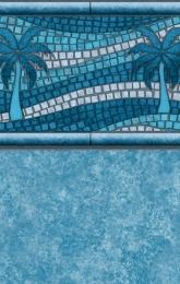 Margarita Island Tile<br>Grand Isle Bottom