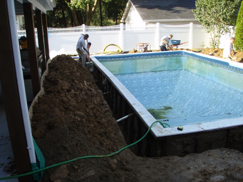 Vinyl Pools Pool Liners Pool Service Pool Renovations