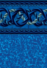 Omega Tile<br/>Deep Blue Sea