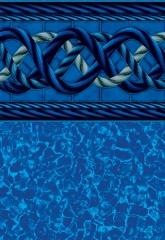 Omega Tile<br/>Deep Blue Sea