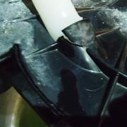 PROBLEM<br/>Cracked Manifold