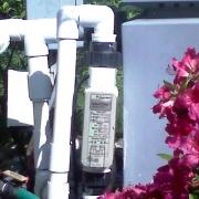 SOLUTION<br/>Salt Water Chlorine Generator