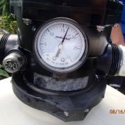 SOLUTION<br/>Replace filter gauge