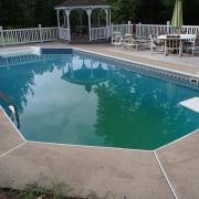 PROBLEM & SOLUTION<Br>Pool Algae