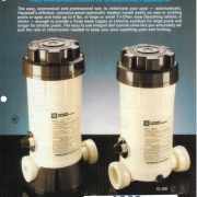 SOLUTION<br/>Automatic Chlorine Feeder