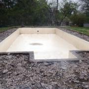 In Progress - Concrete removed.