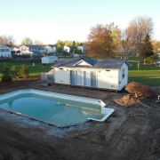 In Progress - Concrete removed.
