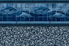Royal Dolphin Tile Bluestone 800