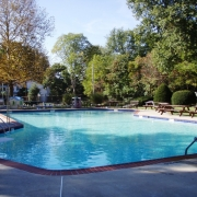 BEFORE – Freeform commercial pool