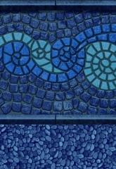 Woodstock Tile<br>Bluewater
